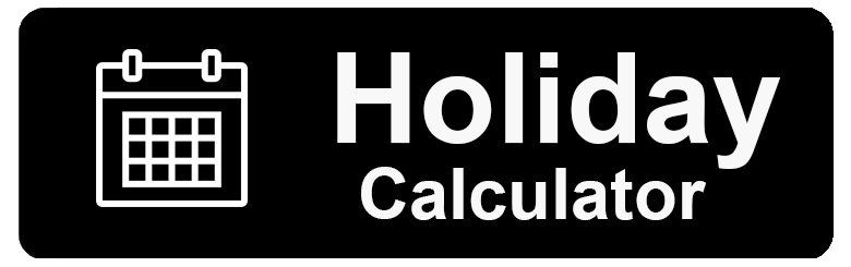 Holiday Calculator